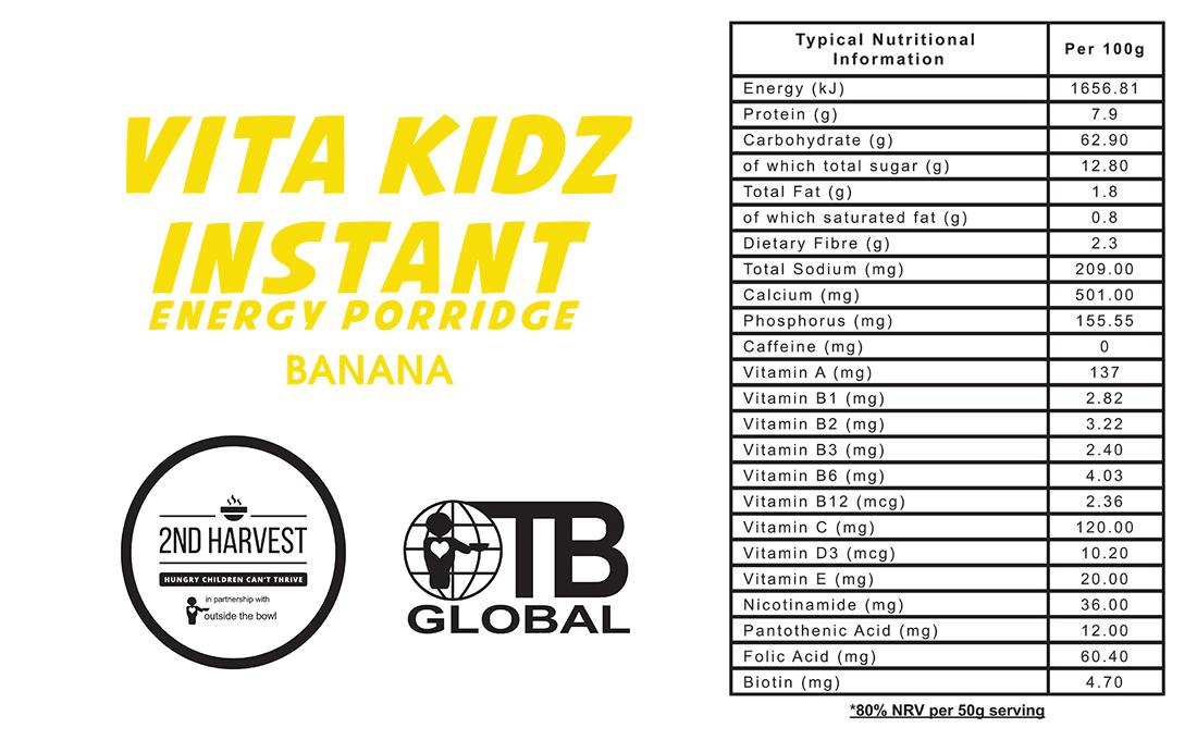 Vita Kidz Banana