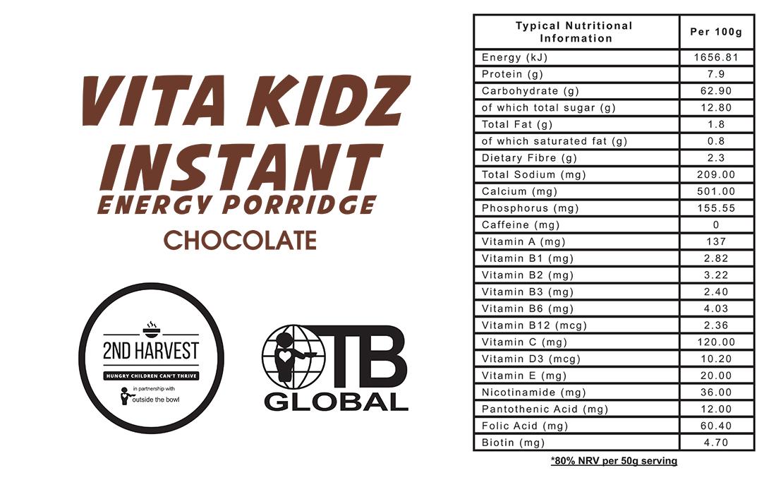 Vita Kidz Chocolate